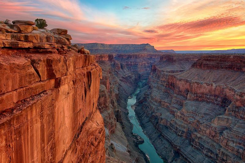 Grand Canyon groepsreis