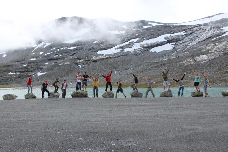 singlereizen Noorwegen