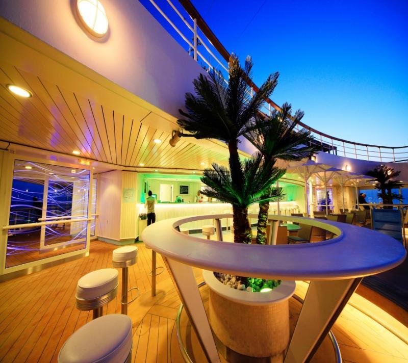 Groepsreis cruise jongeren