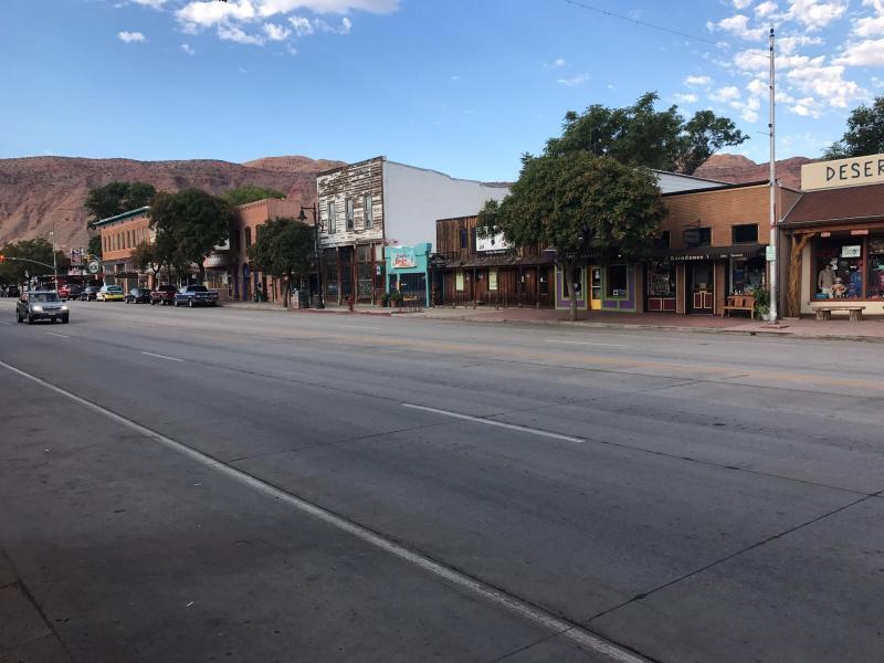 Groepsreis Moab Utah