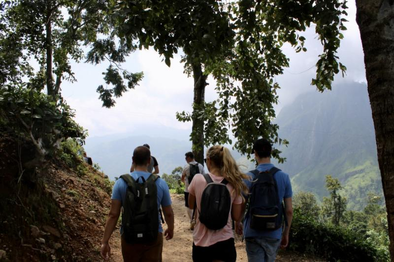 Hiken in Sri Lanka