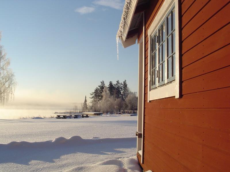Johannisholm Zweedse cabins