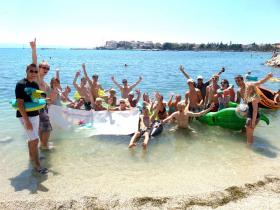 Jongeren zomer kampen Kroatie