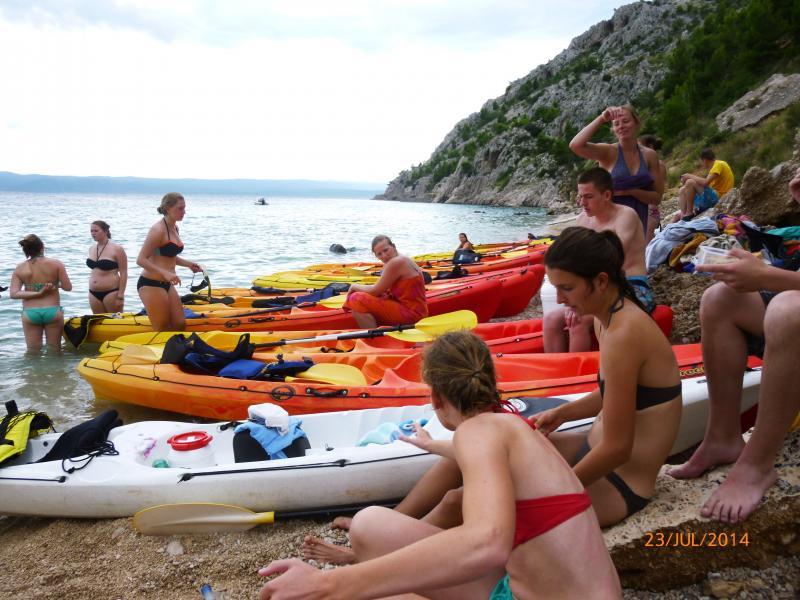 Jongerenreis Kroatie