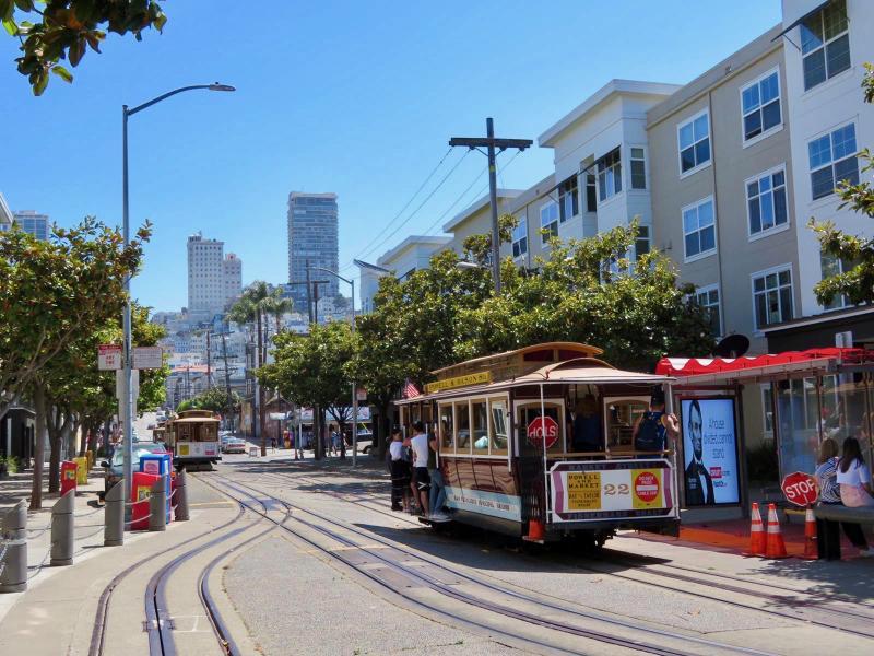 Kabeltram San Francisco
