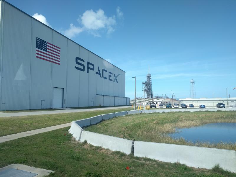 Kennedy Space Center (optioneel)
