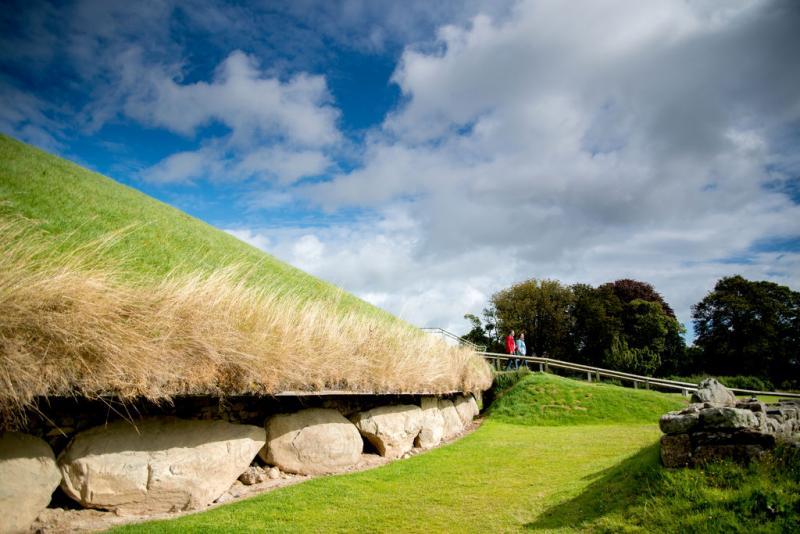 Knowth rondreis ierland