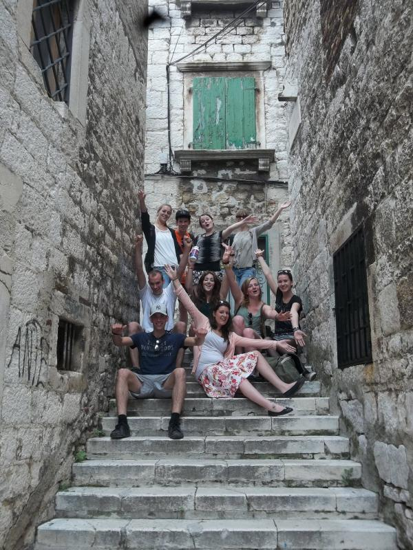 Kroatie jongerenreis