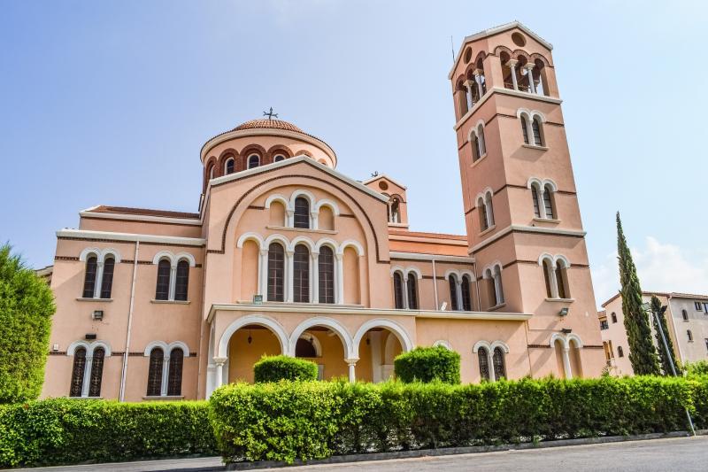 Limassol, Cyprus, Pantanassa Orthodoxe kerk