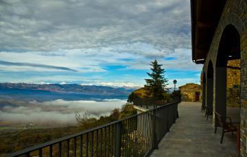Llimiana La sierra de Montsec