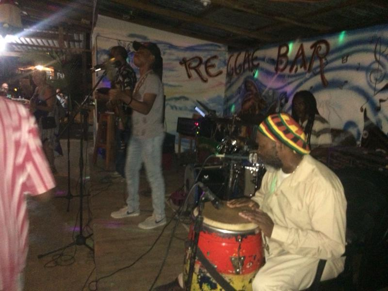 Lokale muziek en mensen
