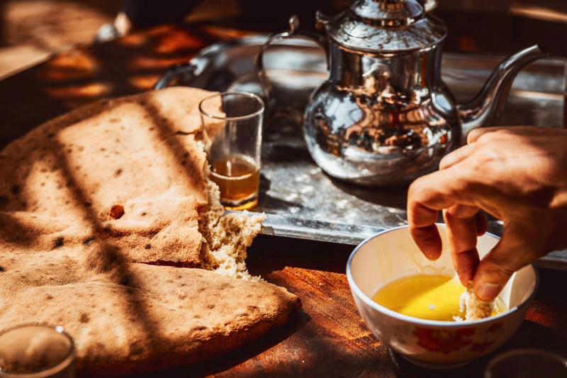 Marokkaans eten