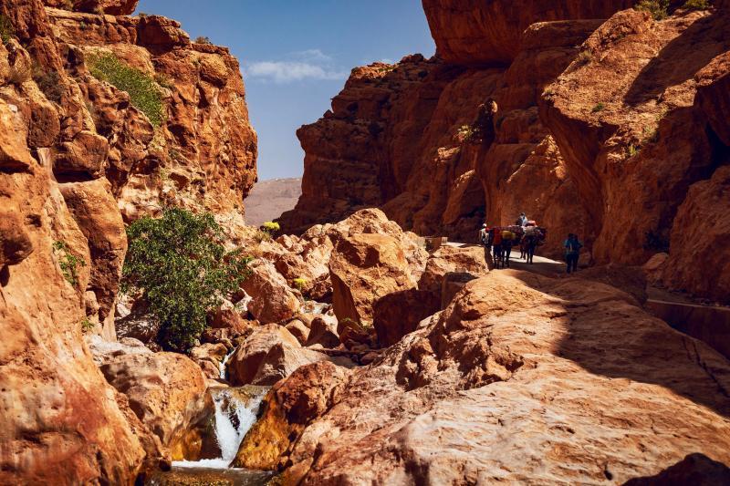 Marokko groepsreizen