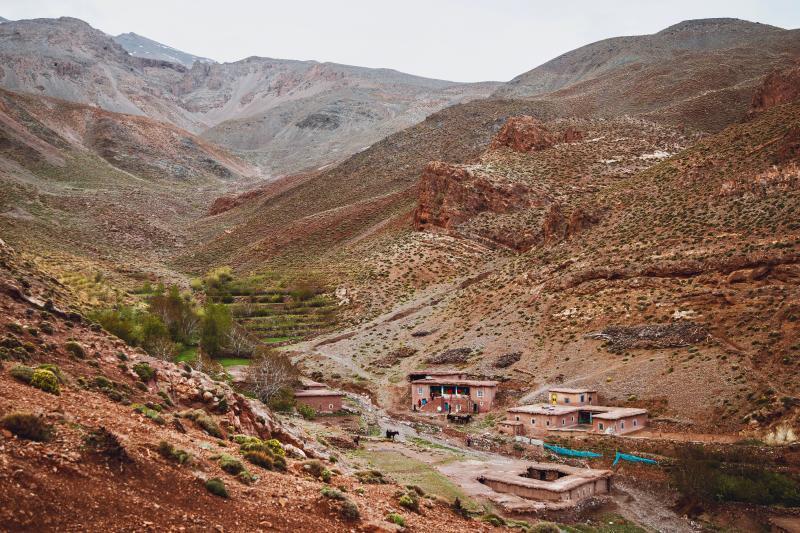 Marokko groepsreizen met leeftijdsgenoten