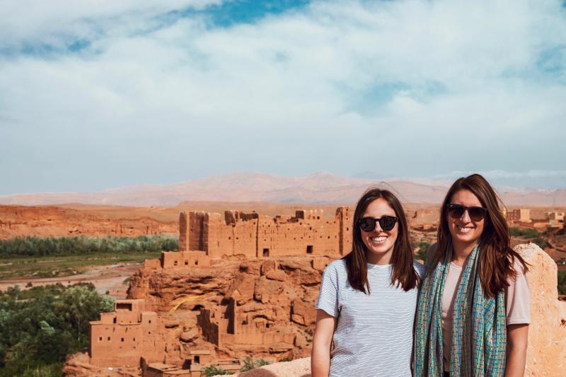 Marokko ontdekken tijdens een groepsreis