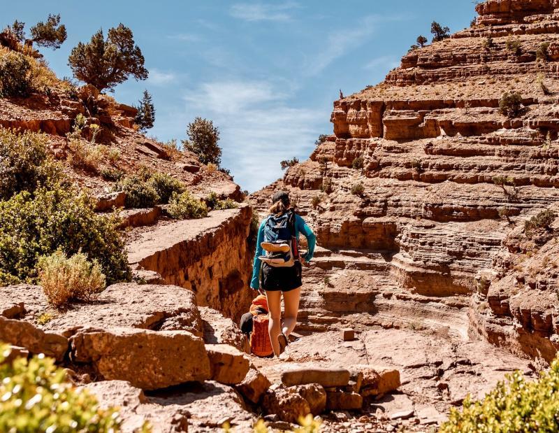 Marokko trektochten