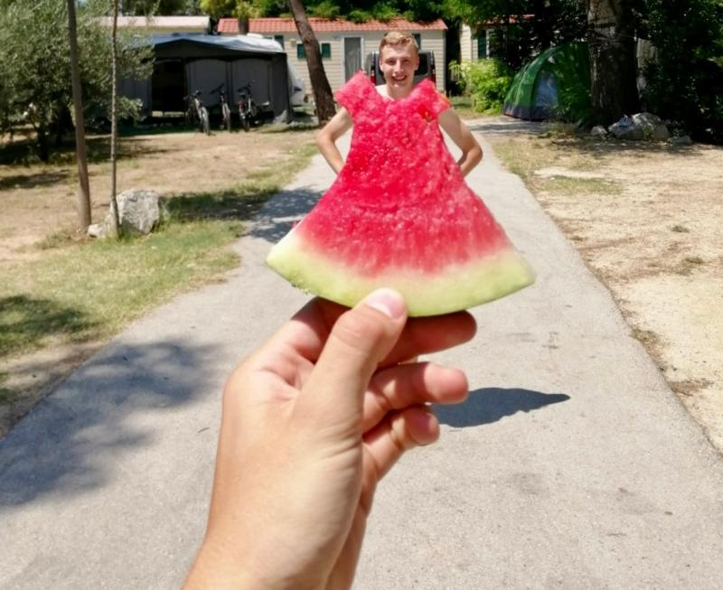 Meloentje