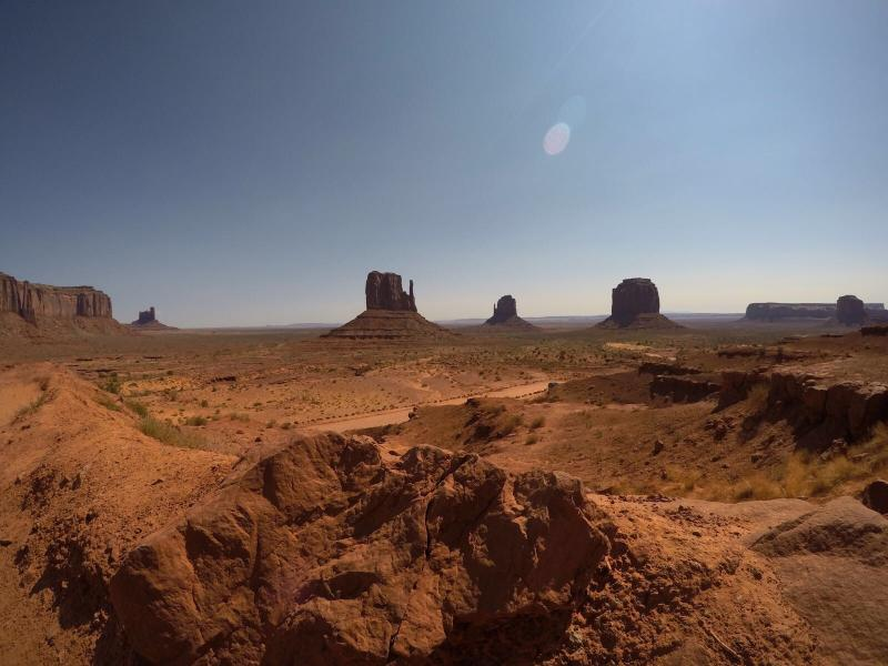 Monument valley rondreis