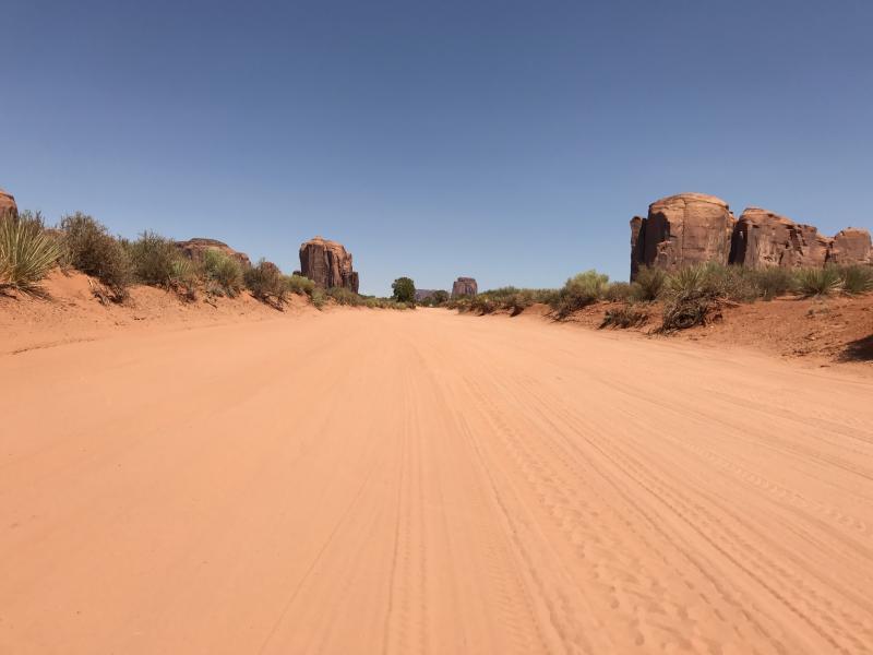 Monument Valley rondreis