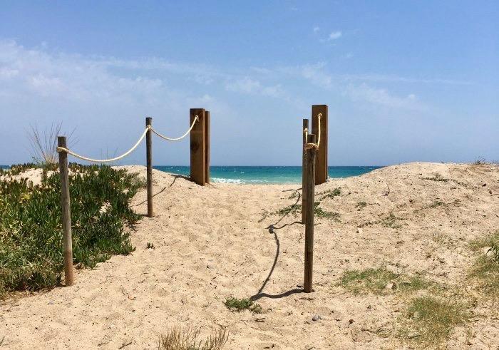 Naar het strand!
