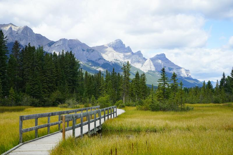Natuur Canmore