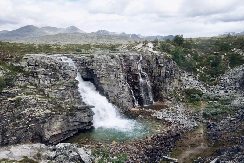 Natuur Noorwegen Zweden
