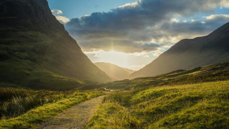 Natuur Schotland