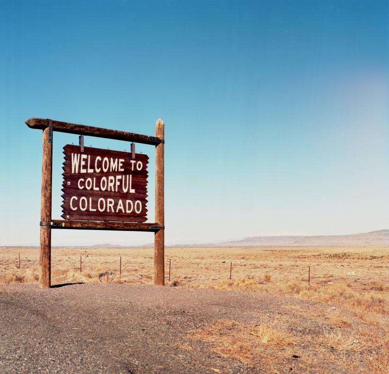 Natuur VS rondreis, Colorado