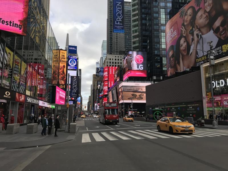 Newyork vakantie