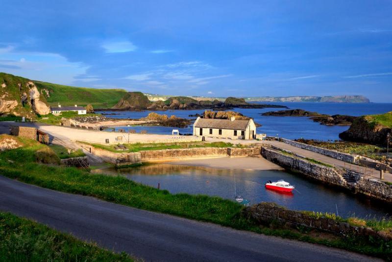 Noord Ierland Ballintoy