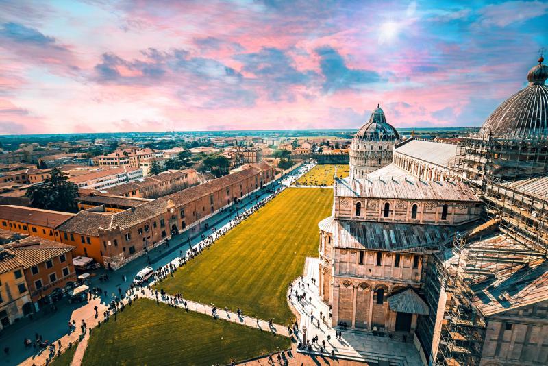 Jongerenreizen Italië Simi Reizen