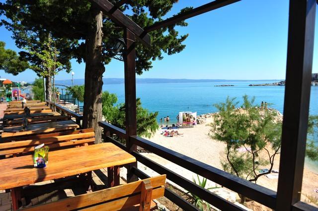 Restaurant kroatie
