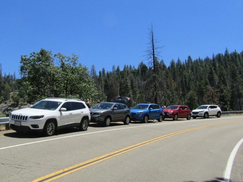 Roadtrippen in de VS