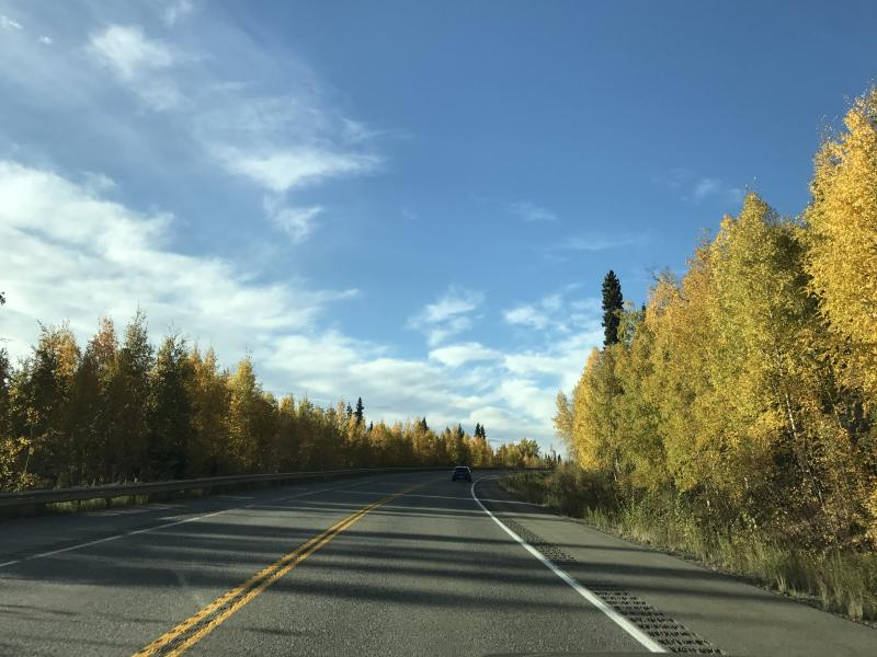 Rondreizen Alaska