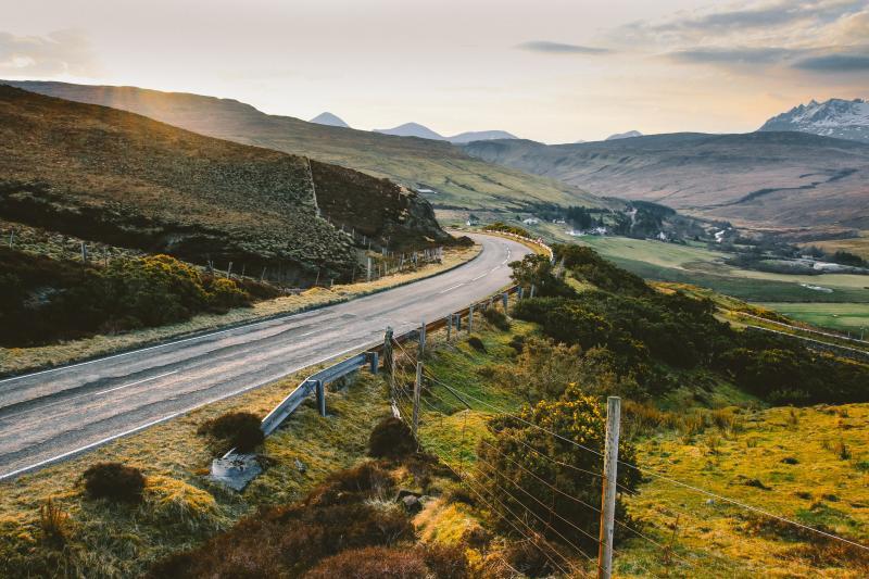 Rondreizen door Schotland
