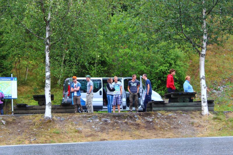 Rondreizen Noorwegen