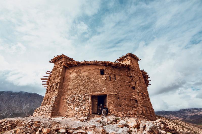Sacred shrine Bougumez