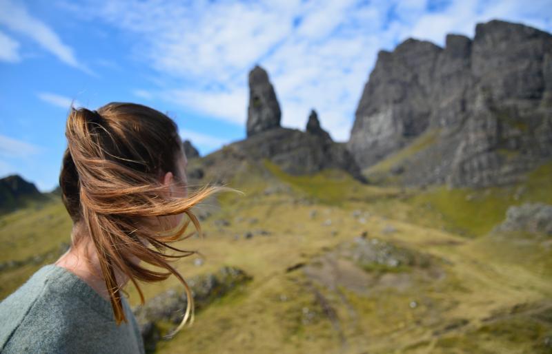Schotse natuur ontdekken