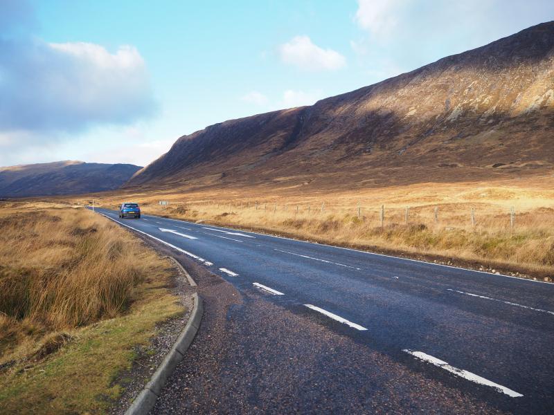 Schotse wegen