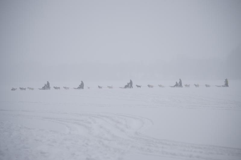 Lapland winter singlereizen