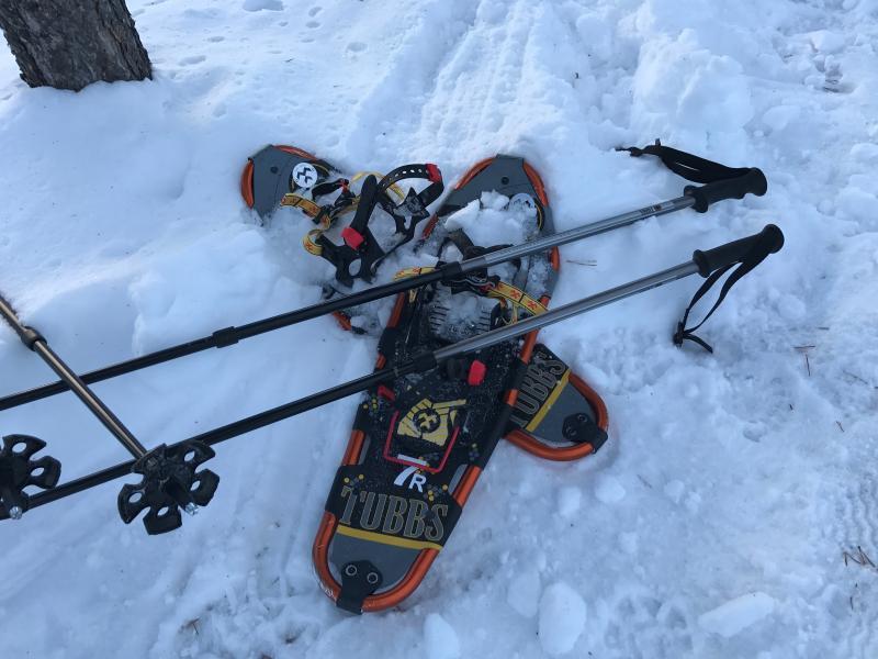 sneeuwschoen lapland jongerenreis