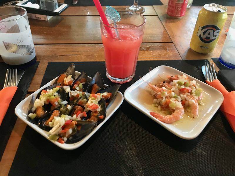 Spaans eten