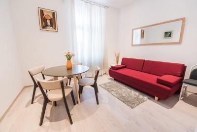 Kroatie appartement jongeren