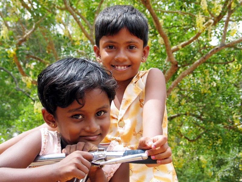 Sri Lanka locals