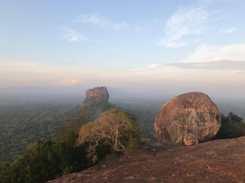 Sri Lanka natuur