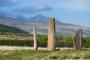 Standing stones in Schotland