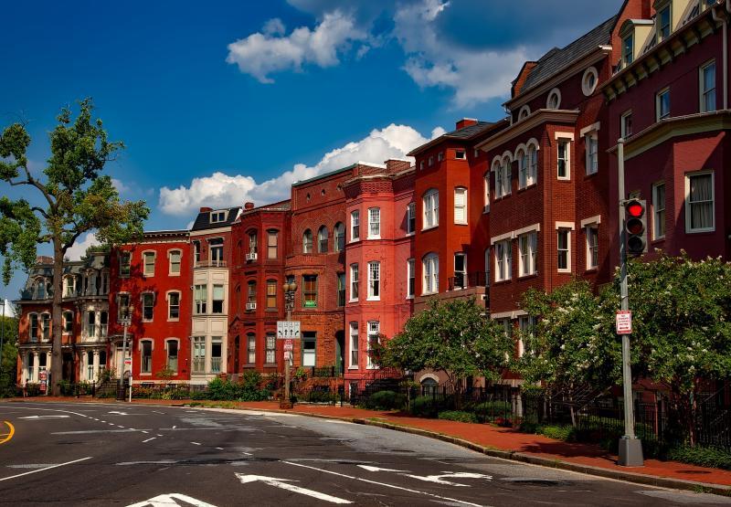 Straatjes Washington D.C.