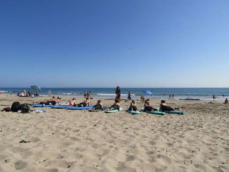 Surfen in Californie