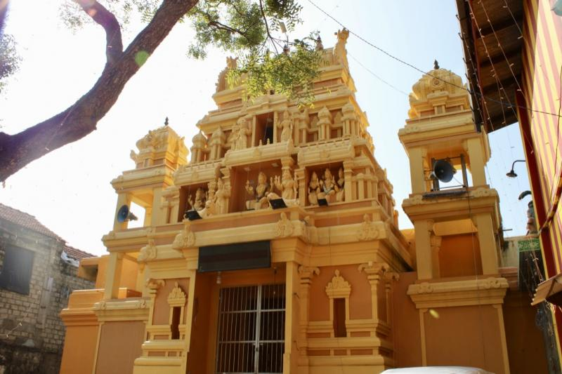 Tempels bekijken in Sri Lanka