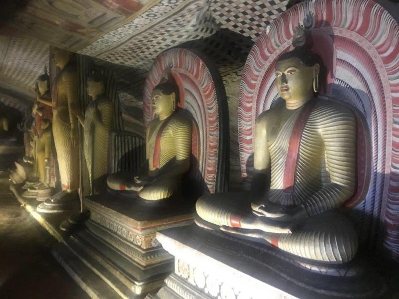 Tempels Sri Lanka